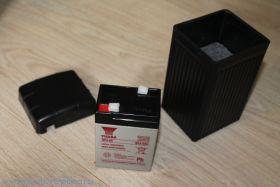Аккумулятор 6V + короб